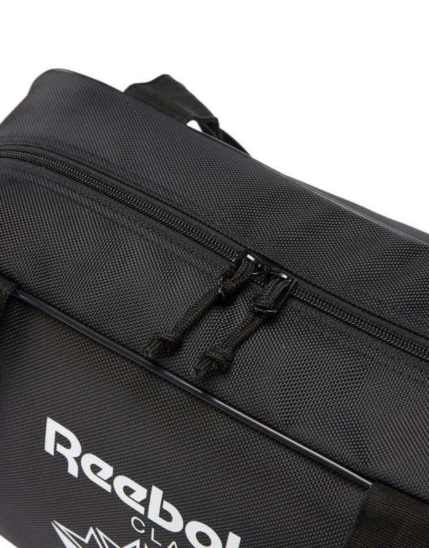 REEBOK Classics Core Duffle Bag Black - DA1234 - 3