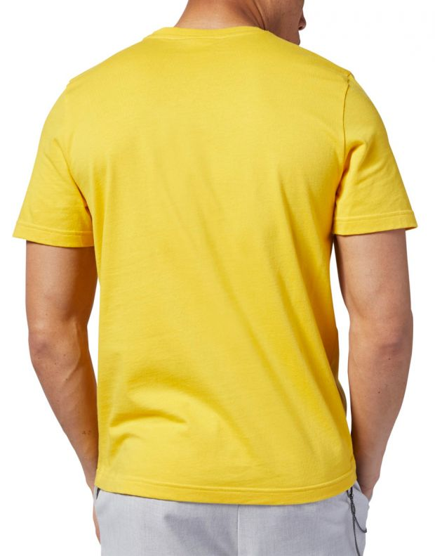 REEBOK Classics Vector Tee Yellow - EB3609 - 2