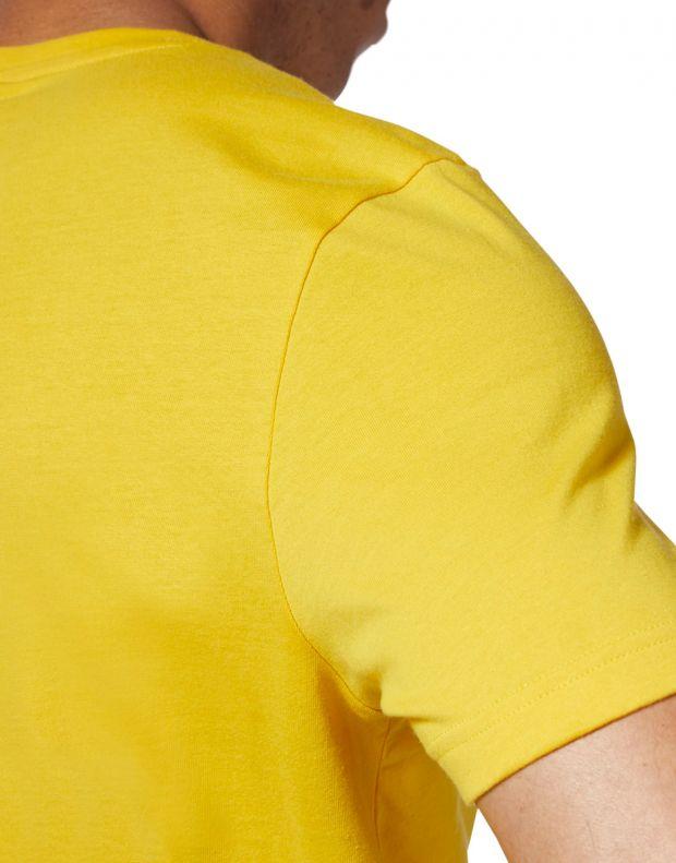 REEBOK Classics Vector Tee Yellow - EB3609 - 5