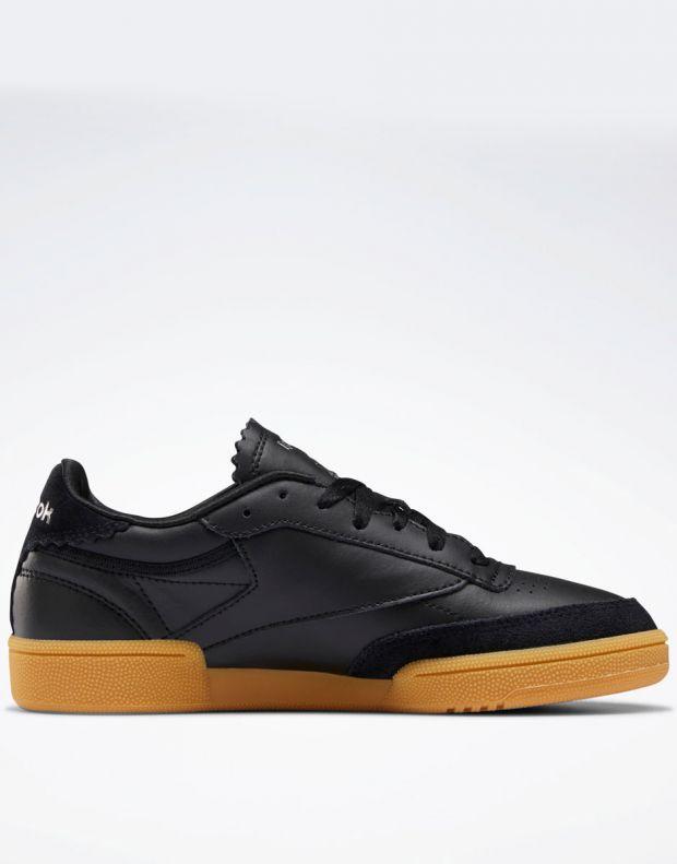 REEBOK Club C 85 Shoes Black - DV7149 - 2