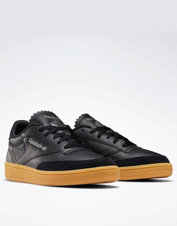 REEBOK Club C 85 Shoes Black - DV7149 - 3