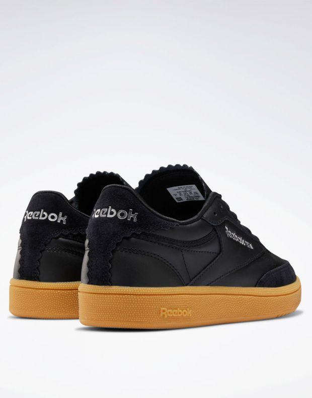 REEBOK Club C 85 Shoes Black - DV7149 - 5