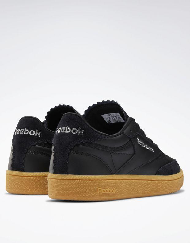 REEBOK Club C 85 Shoes Black - DV7149 - 4
