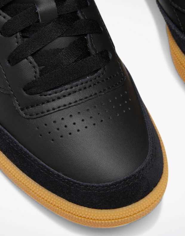 REEBOK Club C 85 Shoes Black - DV7149 - 8