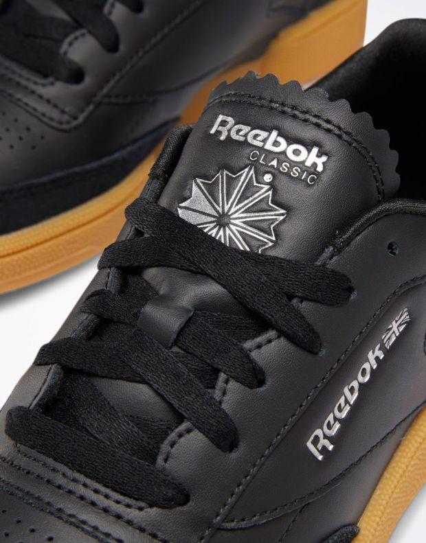 REEBOK Club C 85 Shoes Black - DV7149 - 9