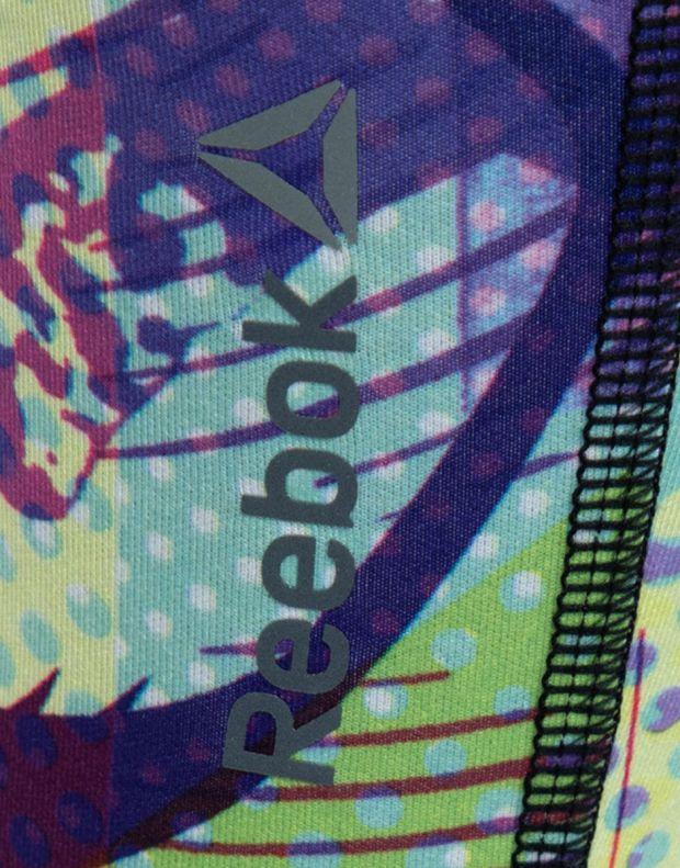 REEBOK Comic Clash Speedwick Leggings Multicolor - B45933 - 4