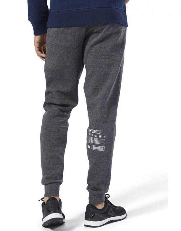 REEBOK CrossFit Doubleknit Jogger Grey - DP4577 - 2