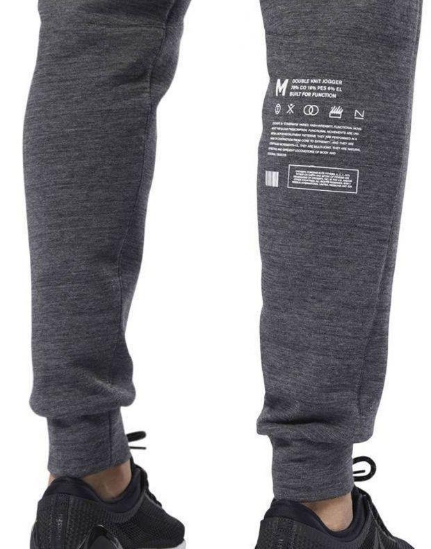 REEBOK CrossFit Doubleknit Jogger Grey - DP4577 - 6