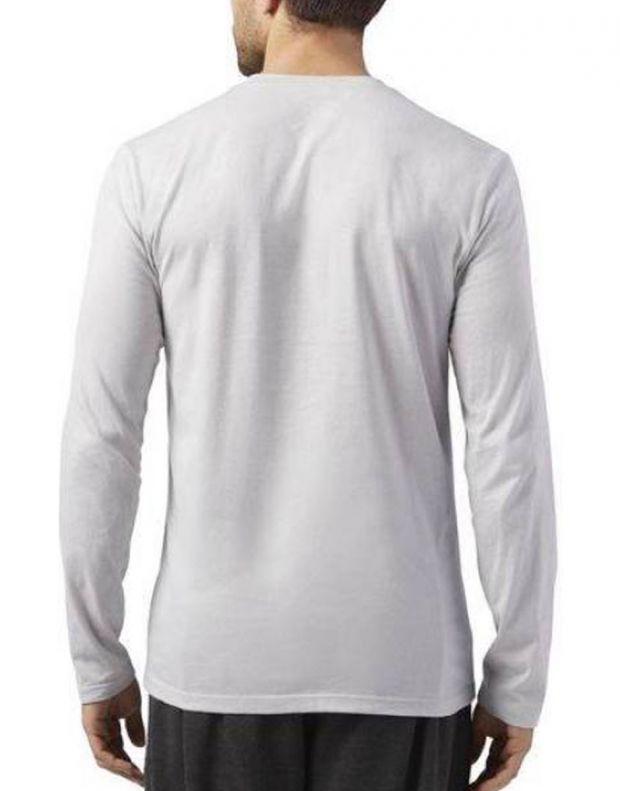 REEBOK CrossFit Stripe Long Sleeve Tee - CF4553 - 2