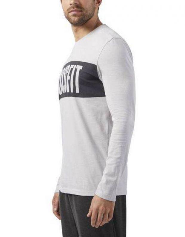 REEBOK CrossFit Stripe Long Sleeve Tee - CF4553 - 3