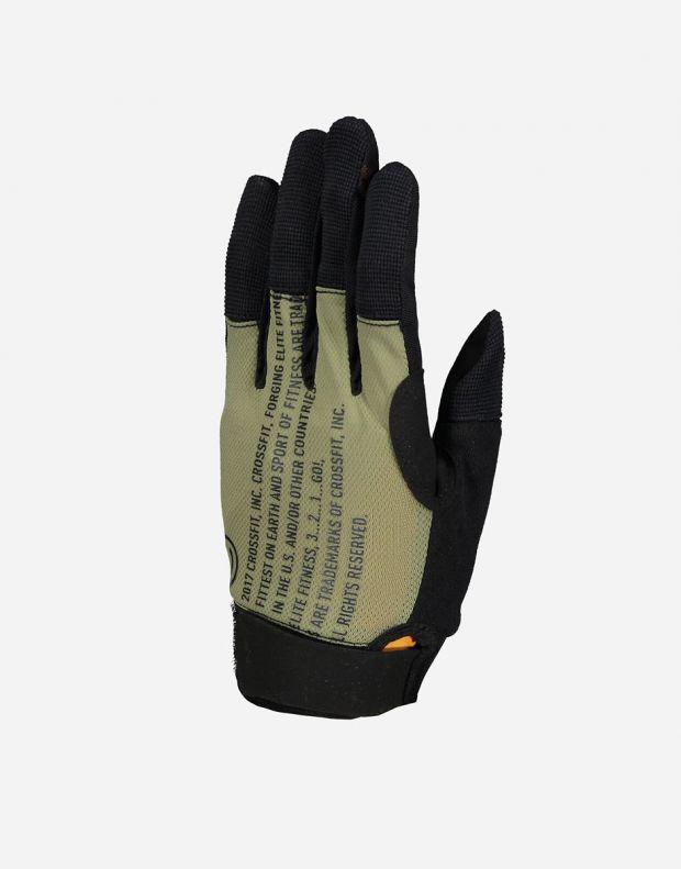 REEBOK Crossfit Training Gloves Green - EC5738 - 2