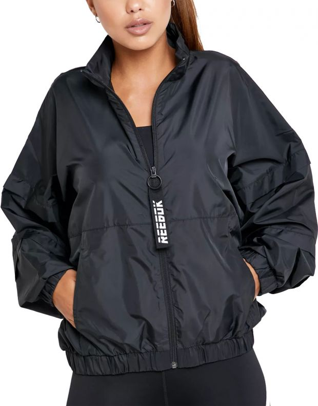 REEBOK Meet You There Woven Jacket Black - EC2430 - 1