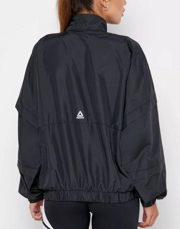 REEBOK Meet You There Woven Jacket Black - EC2430 - 2