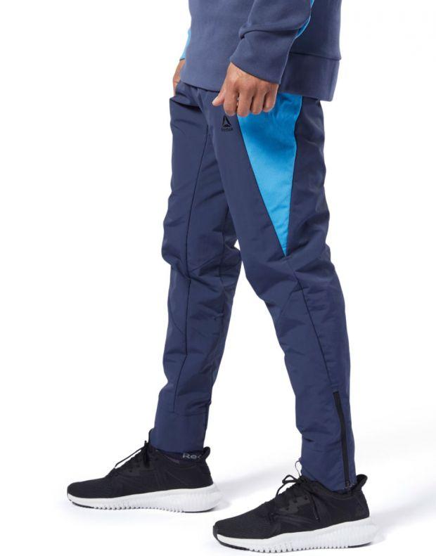 REEBOK One Series Training Colorblock Pants Navy - EC0997 - 3
