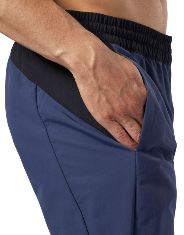 REEBOK One Series Training Colorblock Pants Navy - EC0997 - 5