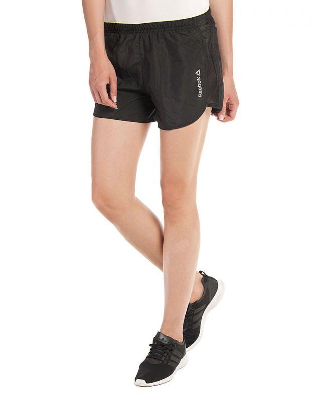 REEBOK Running Essentials 4in Short Black - AJ0413 - 1