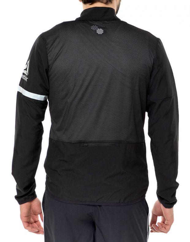 REEBOK Running Woven Jacket Black - CE9285 - 2