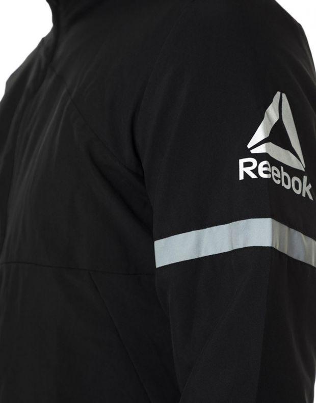 REEBOK Running Woven Jacket Black - CE9285 - 4