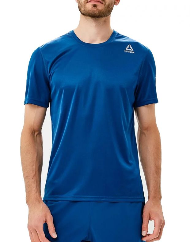 REEBOK T-Shirt Run Short Sleeve Tee - D92327 - 1