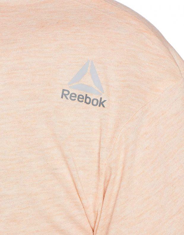 REEBOK Wor Cs Easy Tee Pink - BQ2348 - 3