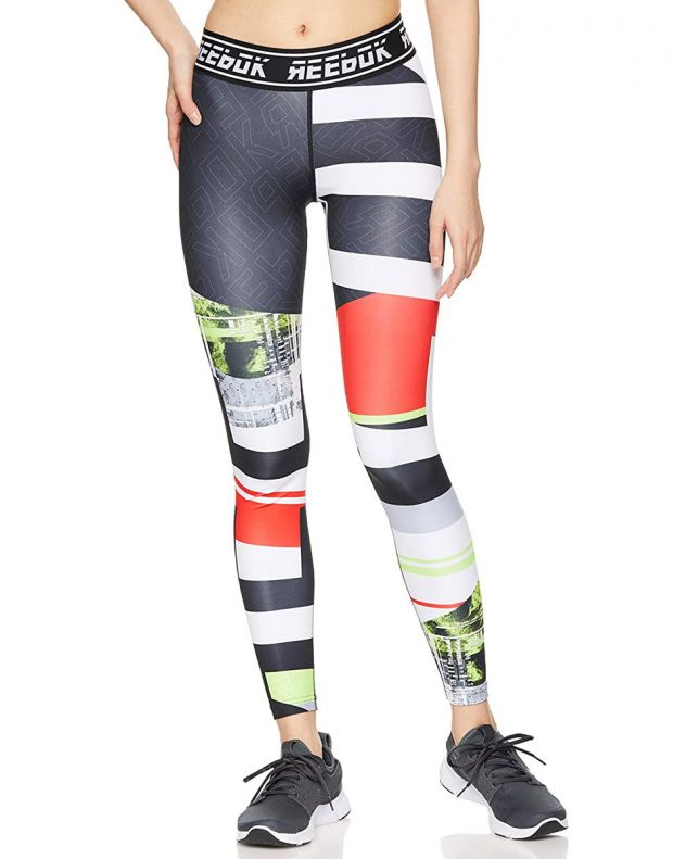 REEBOK Wor Meet You There Engineered Tights - DU4828 - 1