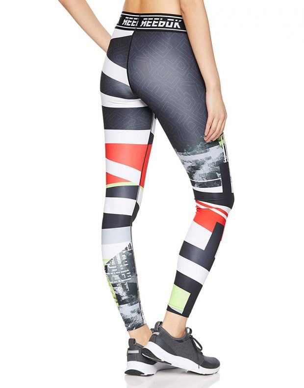 REEBOK Wor Meet You There Engineered Tights - DU4828 - 2
