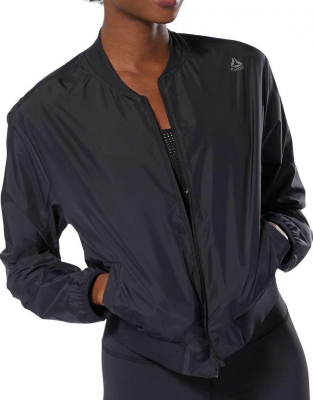 REEBOK WOR Woven Jacket Black - DU4730 - 1