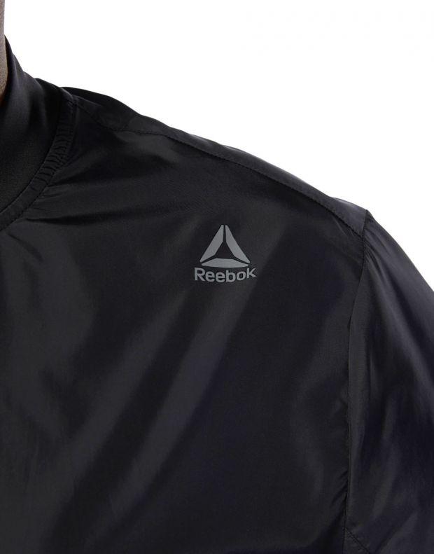 REEBOK WOR Woven Jacket Black - DU4730 - 4