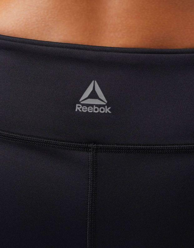 REEBOK Workout Ready Capri Leggings Blavk - CE1221 - 5