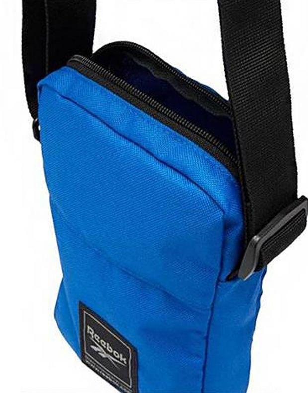 REEBOK Workout Ready City Bag Blue - FQ5289 - 3