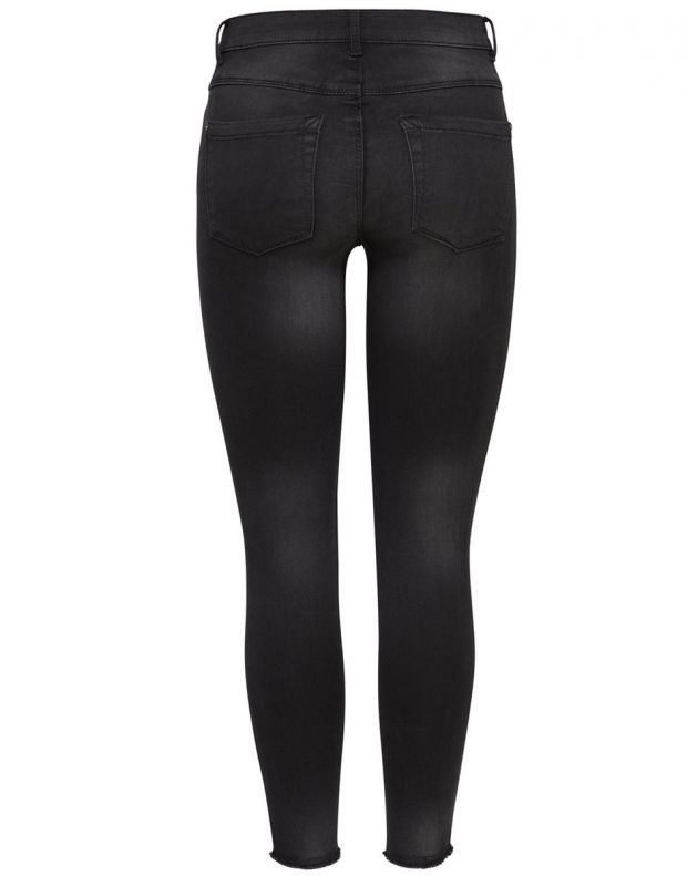 ONLY Royal Reg Ankle Kneecut Skinny Fit Jeans - 2