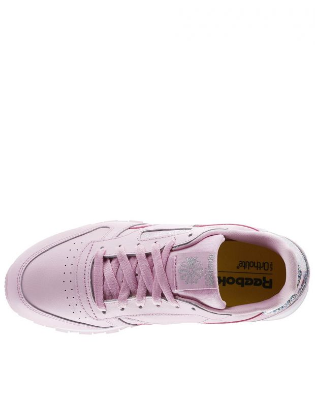 REEBOK Classic Leather Pink Pastel - 2
