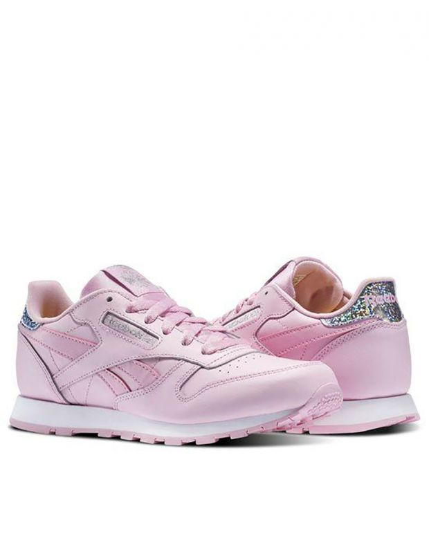 REEBOK Classic Leather Pink Pastel - 5