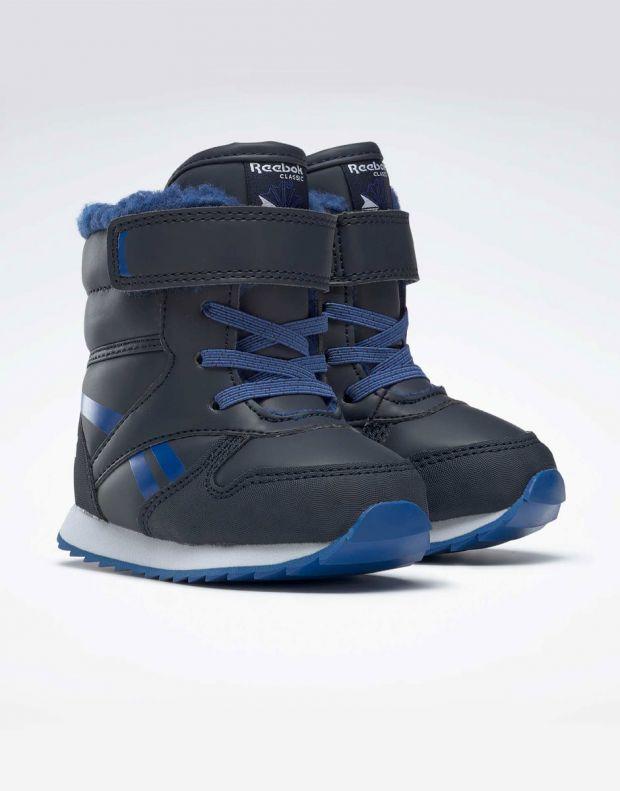 REEBOK CL Snow Jogger Navy - DV9158 - 3
