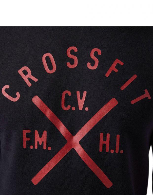 REEBOK CrossFit Heritage Hoodie - 4