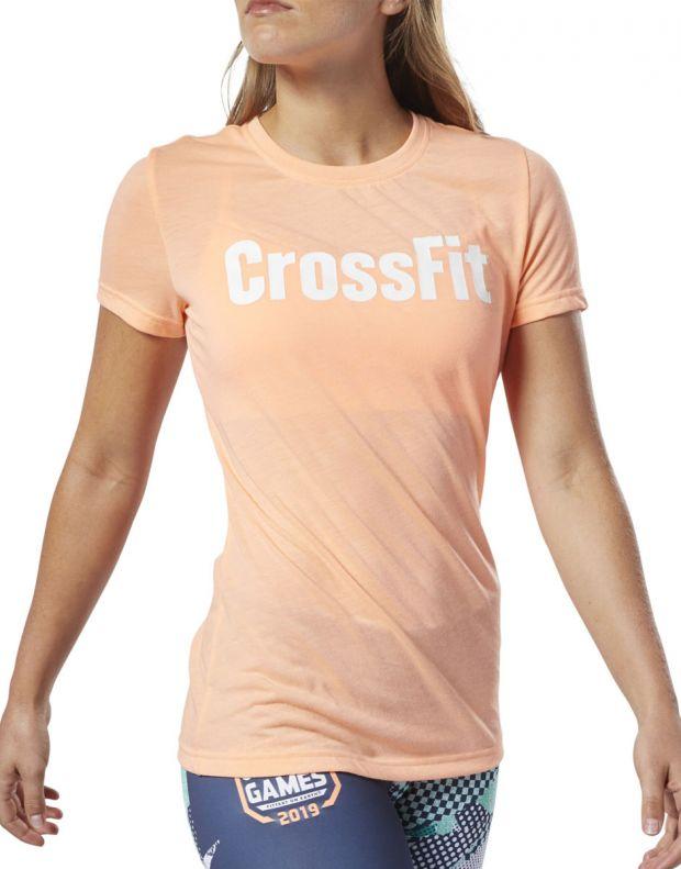 Reebok Crossfit Tee Sunglow - ED0509 - 1