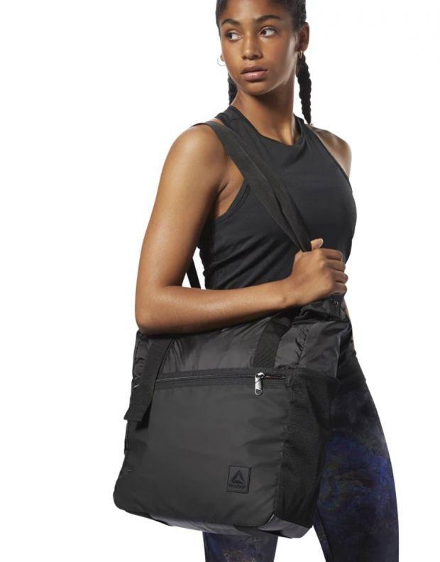 REEBOK Enhanced Active Tote Bag Black - D56074 - 4