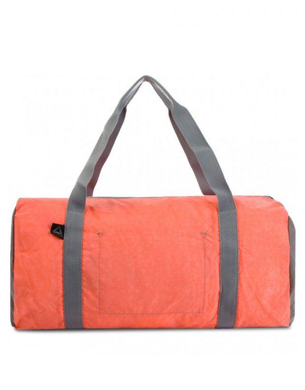 REEBOK Foundation Cylinder Bag Orange - DU2805 - 2
