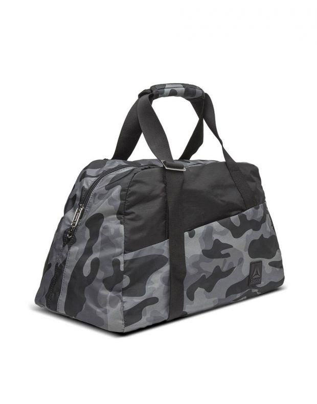 REEBOK Graphic Grip Duffle Bag Grey - BR9440 - 2