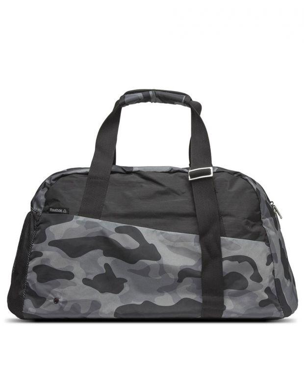 REEBOK Graphic Grip Duffle Bag Grey - BR9440 - 3