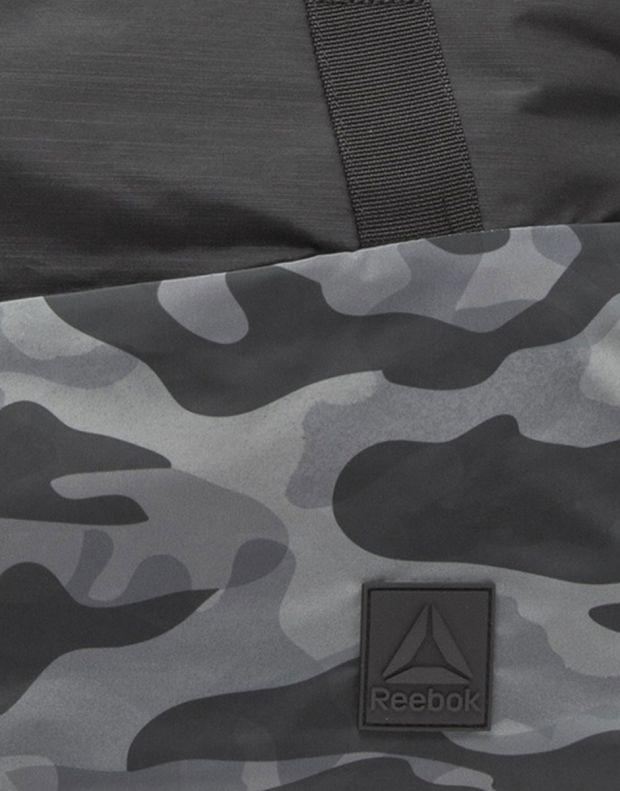 REEBOK Graphic Grip Duffle Bag Grey - BR9440 - 5