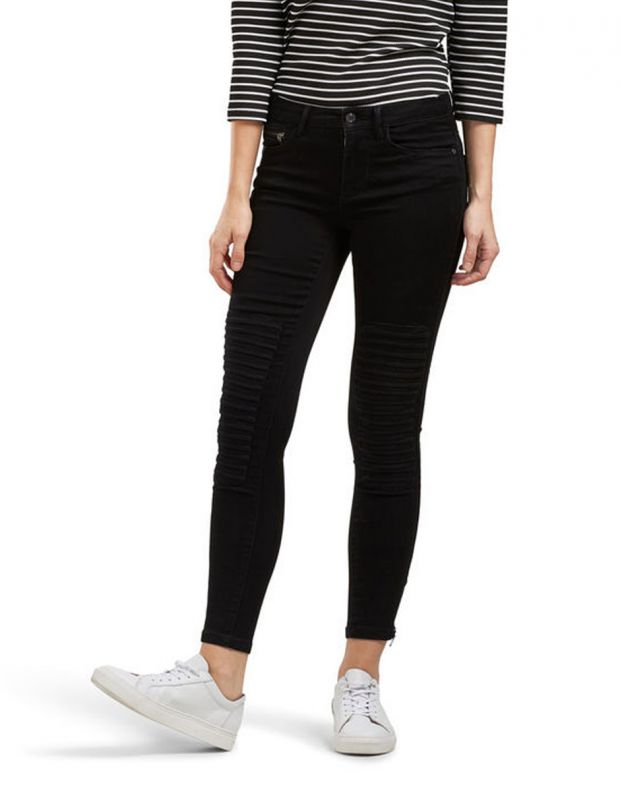 ONLY Royal Reg Ankle Race Skinny Jeans - 4