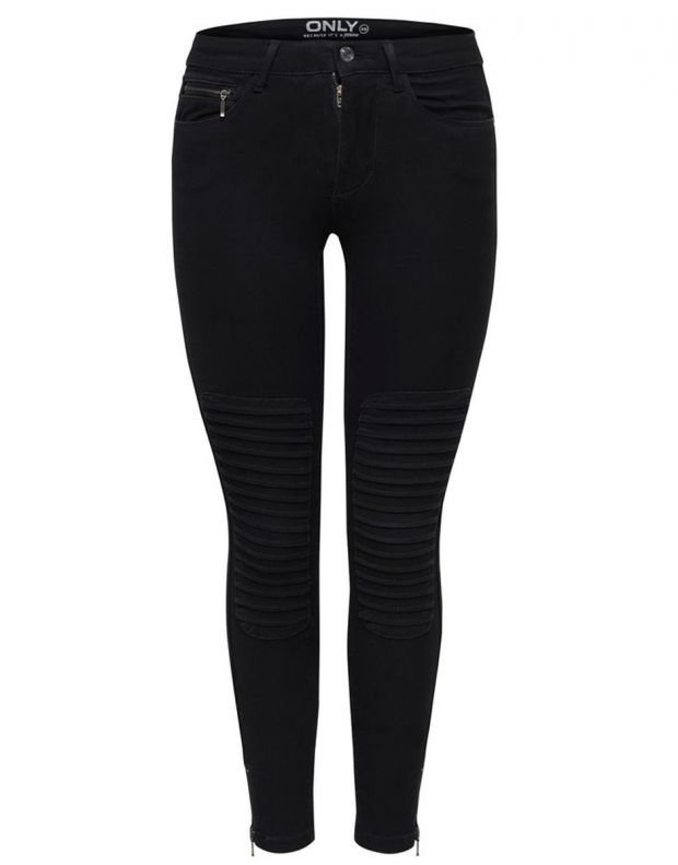 ONLY Royal Reg Ankle Race Skinny Jeans - 1