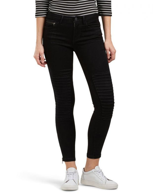 ONLY Royal Reg Ankle Race Skinny Jeans - 5
