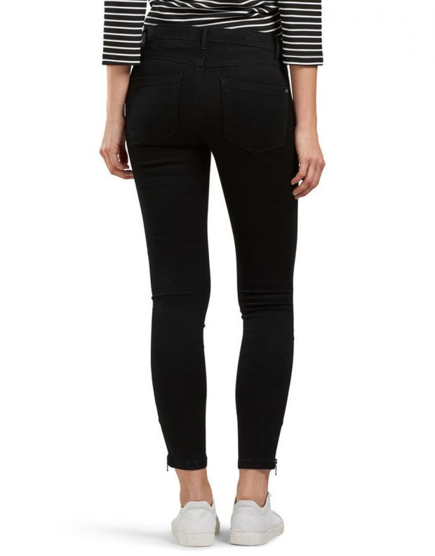 ONLY Royal Reg Ankle Race Skinny Jeans - 3
