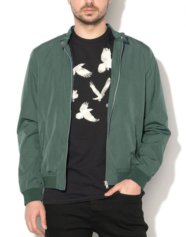 SELECTED Bomber Jacket Green - 16059751/green - 1
