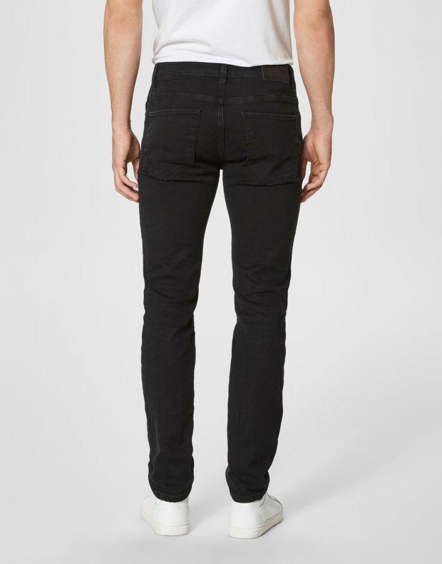 SELECTED Slim Jeans Black - 16058825/black - 2