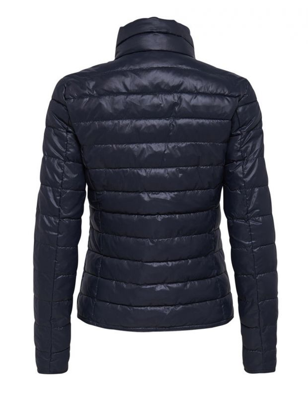 ONLY Short Quilted Jacket Blue - 2
