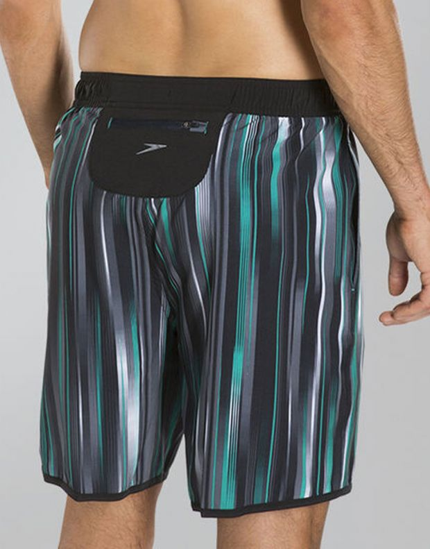 SPEEDO Glide Printed 18 Swim Shorts - 810859B458 - 2