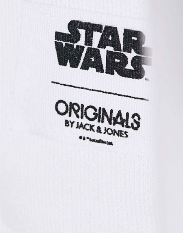 JACK&JONES Star Wars Sweater White - 3